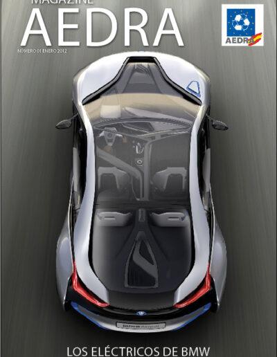 magazine aedra